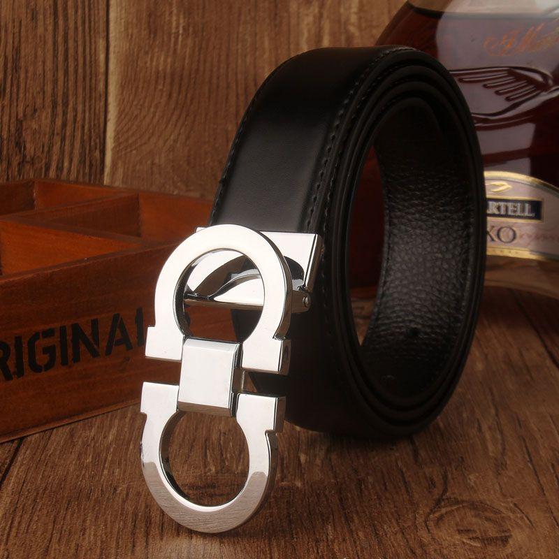 Nueva hebilla de cinturones de lujo cinturones de diseño para hombres cinturón de hebilla grande cinturones de castidad masculinos top moda para hombre correa de cuero al por mayor envío gratis