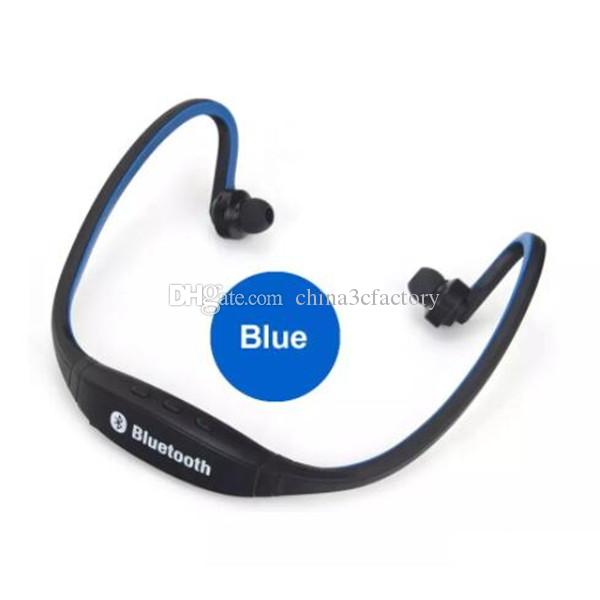 S9 Sport Wireless Bluetooth Earphone Headphones headset for iphone 6/5/4 galaxy S5/S4/3 iOS/Android with microphone