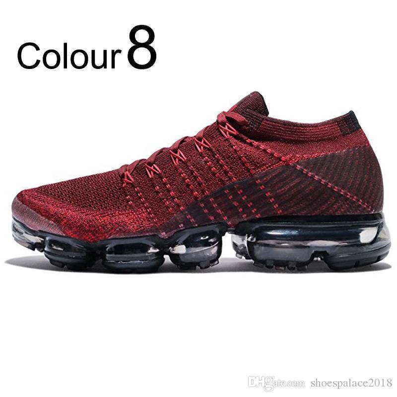 حار بيع v رجل الاحذية بيرفوت لينة رياضة المرأة تنفس الأحذية الرياضية حذاء رياضة المشي الركض جورب الحذاء الحرة تشغيل