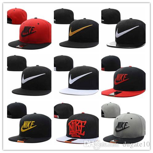 dc91d92c2b6 Good Quality Nk Ad Ball Caps Fashion Baseball Cap Embroidery Snapback  Adjustbale Snapbacks Woman Girls Lady Summer Sun Hats Cap Hat Snapback  Online with ...