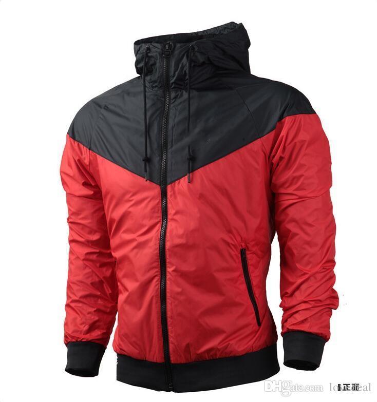 d07cbc77ad5ac Brand Sweatshirt Hoodie Men Women Jacket Coat Long Sleeve With Logo Autumn  Sports Zipper Windcheater Designer Mens Clothes Plus Size Hoodies  Sweatshirt Men ...