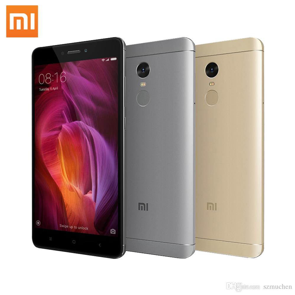 New Product xiaomi redmi note 4 FHD display android cheap price 4g smartphone