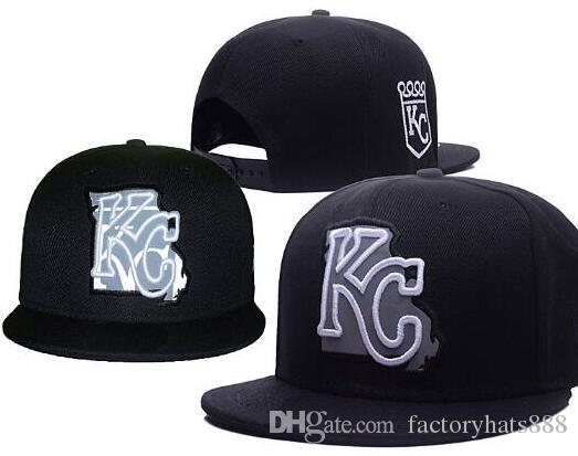2fc8596a 2018 sports Kansas City hat baseball KC Cap Embroidery thounds styles  outlet snapback snap back Adjustable Snapbacks Sport Hat Drop Ship 002
