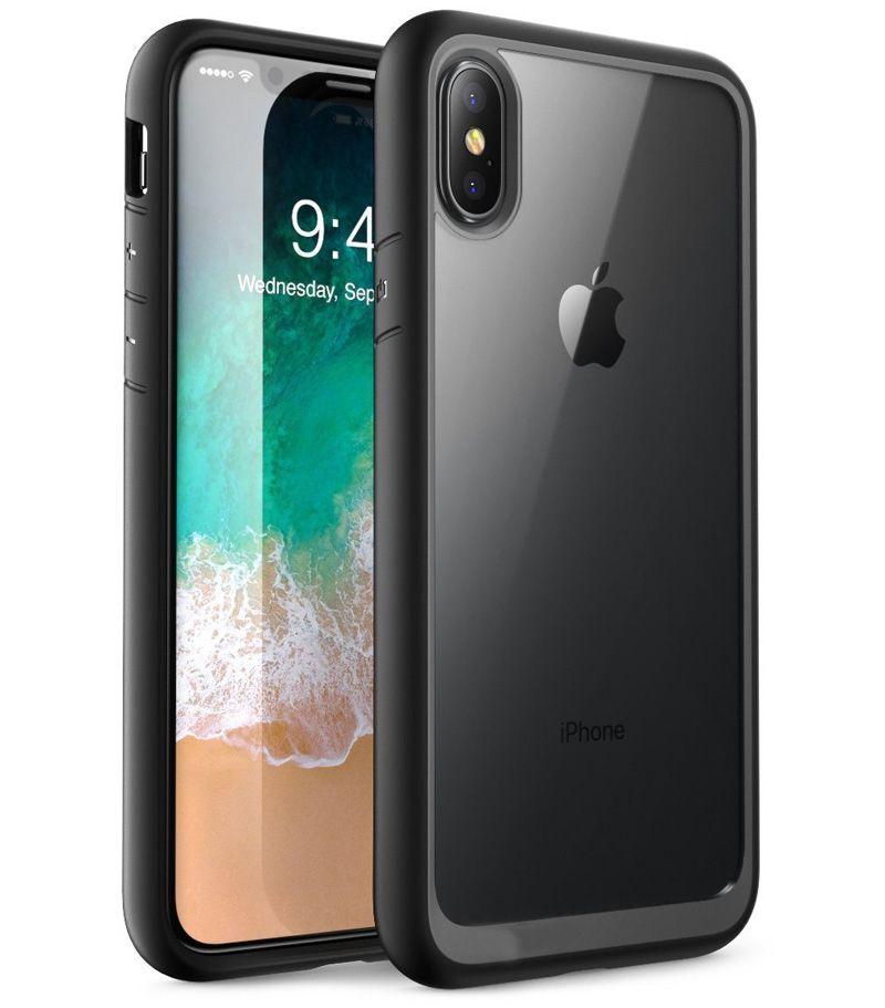 b696fe463 Compre Para Iphone Xs Max Xr X Transparente Back Phone Case Premium Híbrido  À Prova De Choque Armadura Limpar Casos Capa Para Iphone 6 7 8 Plus De ...
