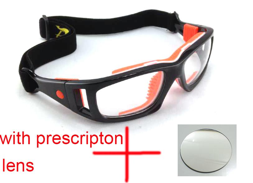 54f3b7c606c 2019 Detachable Basketball Glasses With Prescription Lens Football Goggles  Price Include Myopia Lens From G6241163