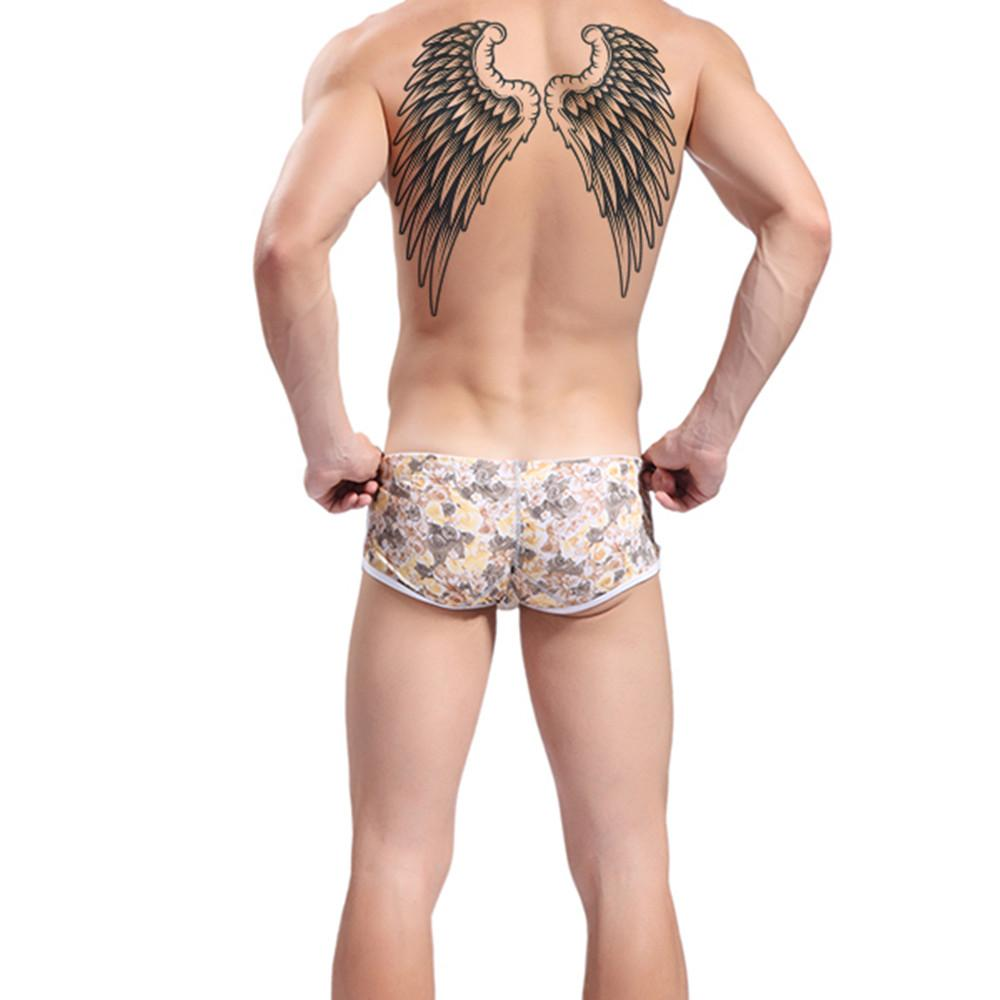 Angel Wings Raver Arm Leg Body Art Waterproof Temporary Tattoo Sticker women's make up Temporary tattoos