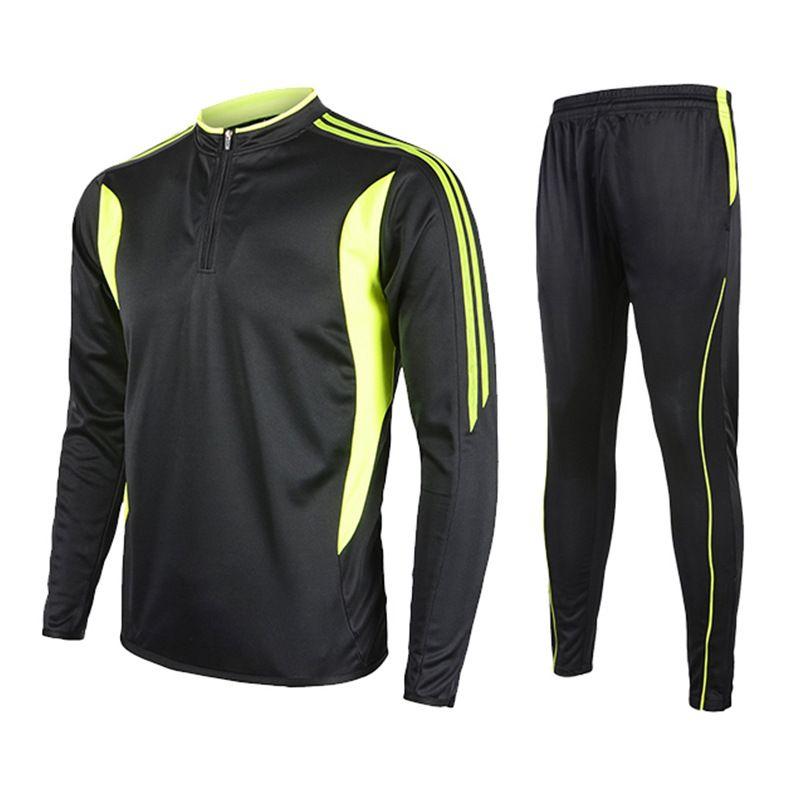 1f896ab69a6 122024 Men s Football Goalkeeper Clothes Long-sleeve Soccer Jerseys Top  Training Soccer Goalie Jersey for men