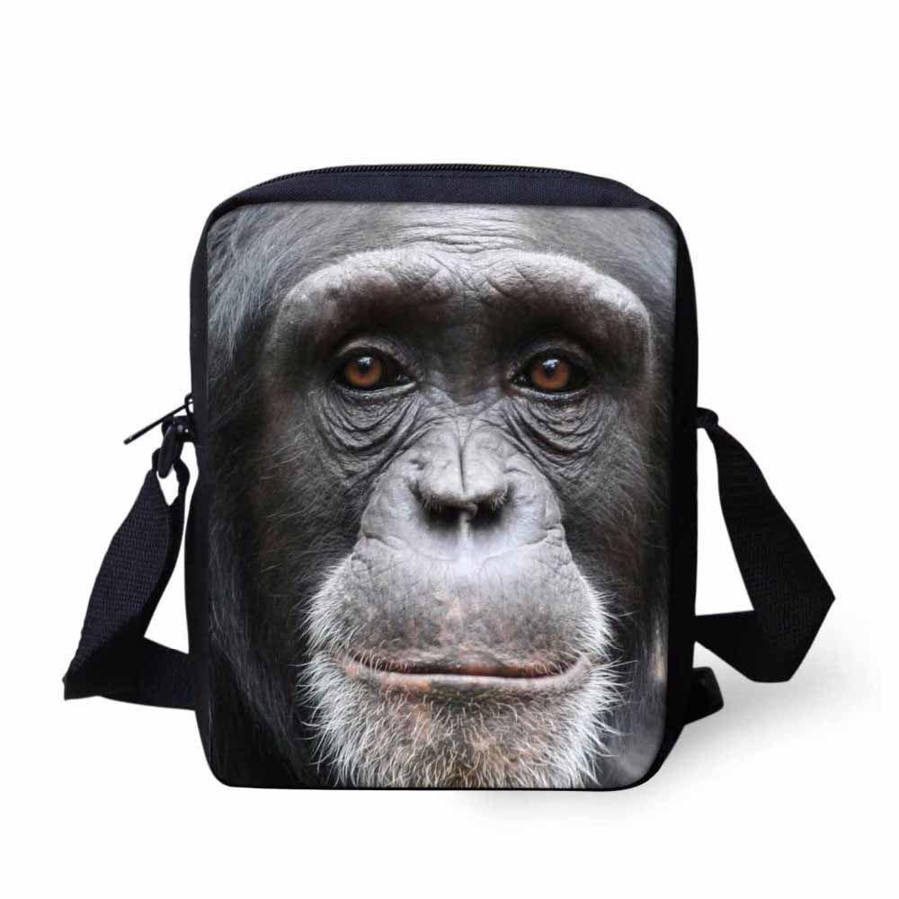 1ee860614 Compre Mini Animal Macaco Mensageiro Sacos Para Homens Legal Do Jardim Dos  Meninos Crianças Crossbody Sacos Casuais Crianças Ombro De Viagem De  Penbake, ...