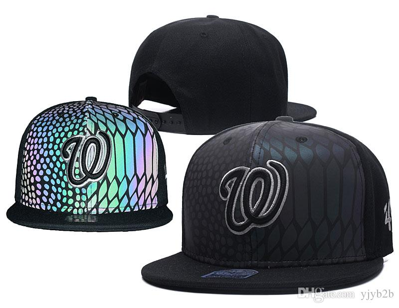 9625e2fdfa2 Hotsale Sport Nationals Baseball 47  Design Hats With Star Brim Brands  Summer Out Door Snapback Hats With Plastic Snapback Closure For Cap Hat  From Yjyb2b