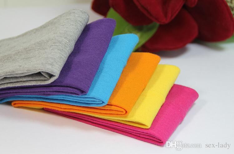 New 28 Candy colors Cotton Sports Headband Yoga Run Elastic Cotton rope Absorb sweat head band