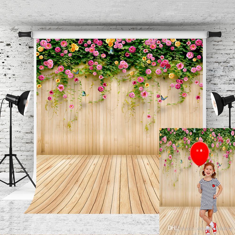 Flowers Background Hd Portrait