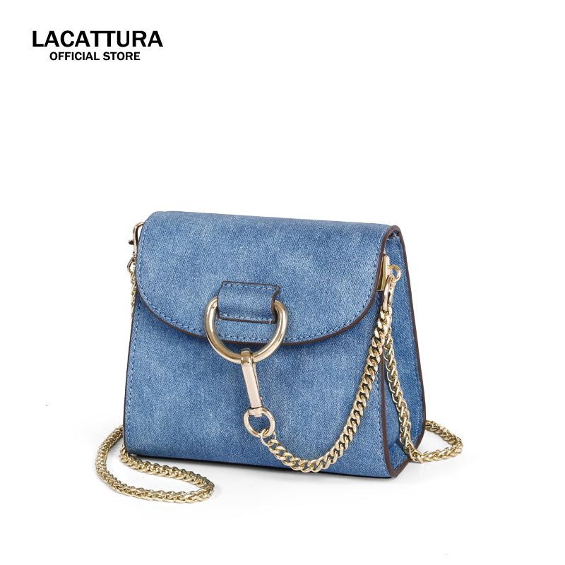 159bccc89d A1354 2017 LACATTURA Brands New Fashion PU Lady S Makeup Shoulder Bag  Elegant Bolsos Mujer Bag Handbags Crossbody Bags For Women Evening Bags  Stone Mountain ...