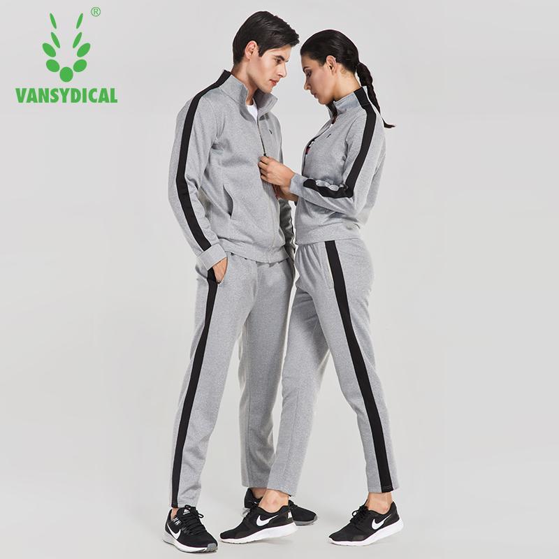 ba68f0c33f0f2 Satın Al Uzun Kollu Spor Takım Elbise Çalışan Giysileri 2 Adet Eğlence Spor  Ceket Sonbahar Spor Aşınma Çiftler Eğitim Eşofman, $70.5   DHgate.Com'da