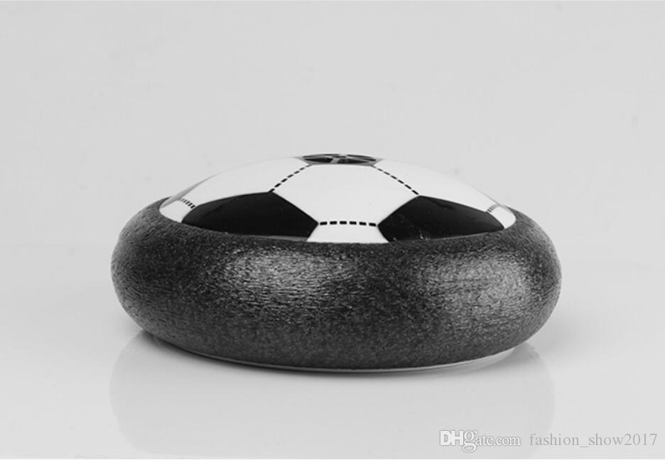 Electric Floating Hover Ball Football Children Toy Indoor Safe Foam Soccer Parent-child Interactive Anti Stress Fidget Pad Toys