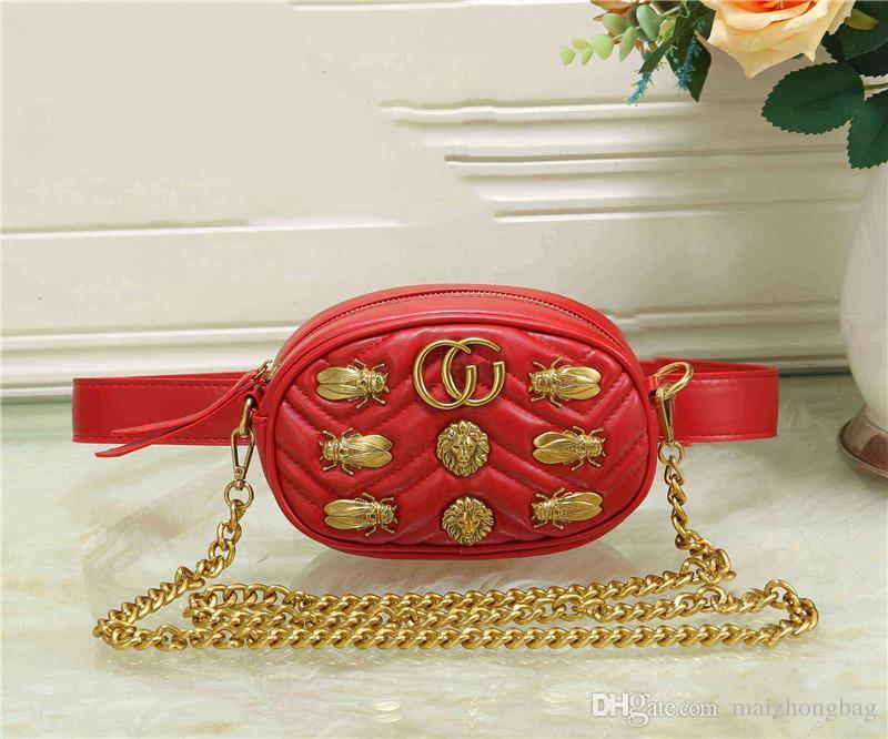 752e67383df Designer waist bag fanny pack outdoor travel sport bags belt bag purses  wallet luxury brand handbags bumbag gym bag