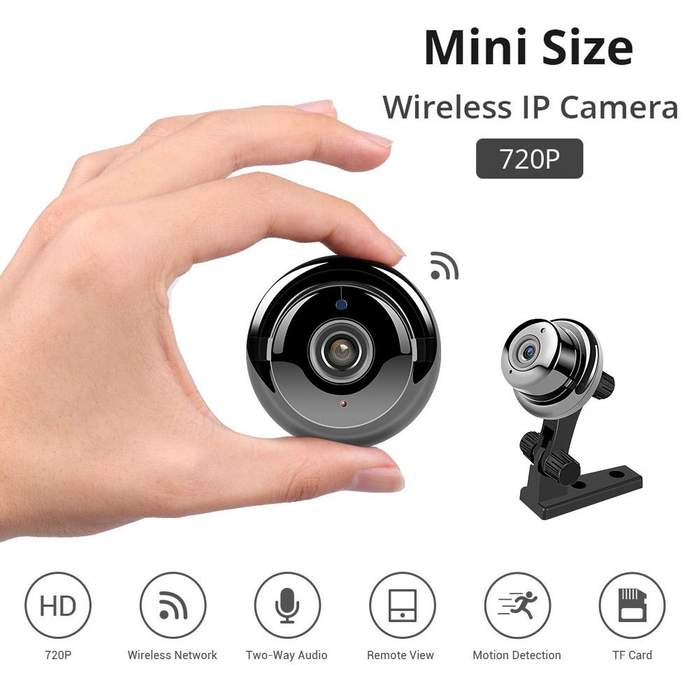Mini IP Wifi Camera Yoosee Home Security CCTV Cameras Video Surveillance  Wireless Network Baby Monitor Camaras