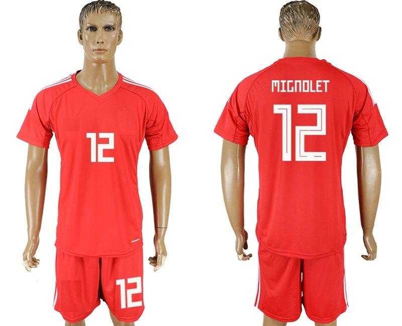 Camiseta De Fútbol Copa Del Mundo Bélgica Portero Mignolet 12 Camisetas De  Futbol Camisetas Uniformes Retro Rojo Jersey 2018 Copa Del Mundo Jersey  Camiseta ... fe0defd58ca9c