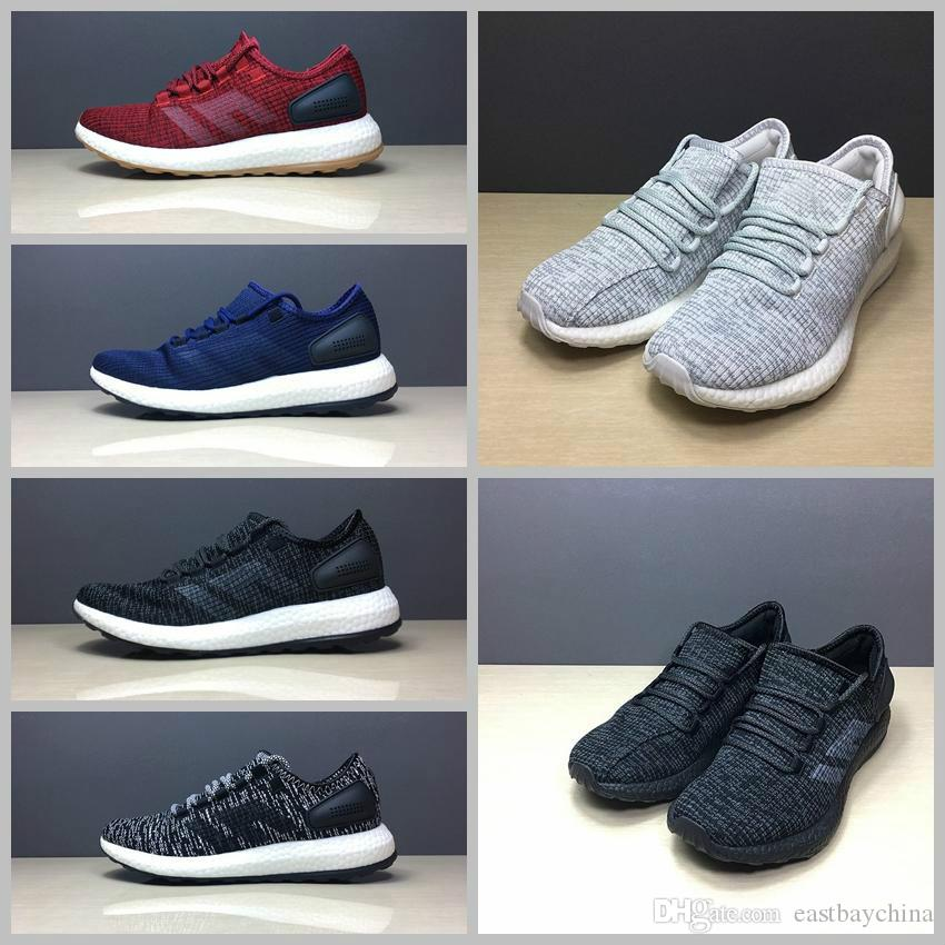 Y-3 Pure Boost 2.0 Sports Shoes Men Women Pureboost Running Shoes Pure Boost Trainer Sports Sneaker Ultra Boosts Casual Shoes Size 36-44 low shipping fee sale online discount shop for release dates buy cheap supply cheap sale low cost G4GNi