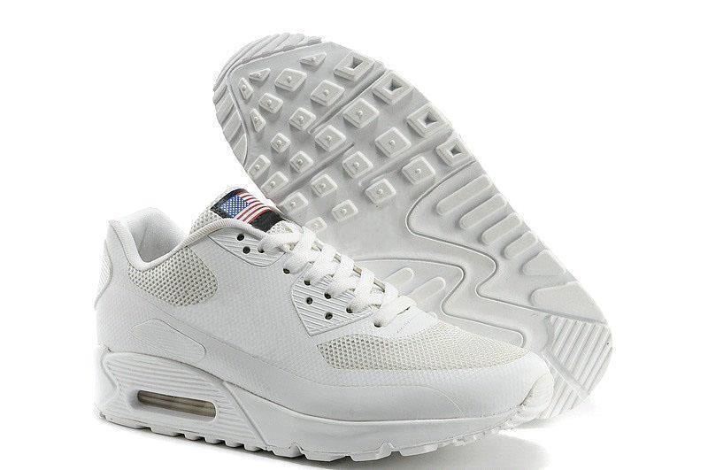 buy online 838df da787 Acheter Nike Air Max Airmax 90 Chaussures Hommes 90 Hyp Prm Qs Vente De  Chaussures De Course En Ligne Fashion Independence Day Zapatillas Drapeau  Usa ...