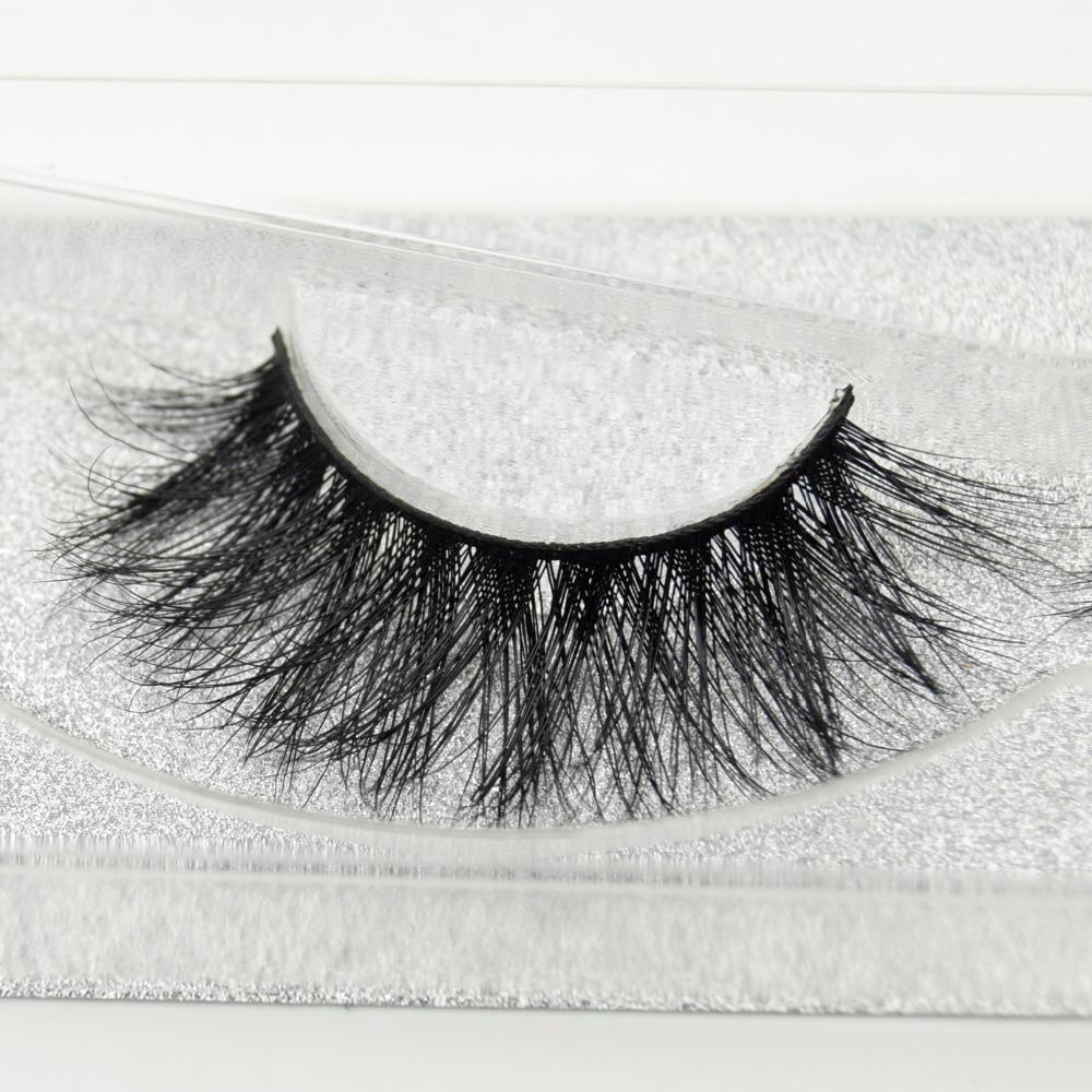 2b2ca059205 3D Mink Eyelashes Long Lasting Mink Lashes Natural Dramatic Volume ...