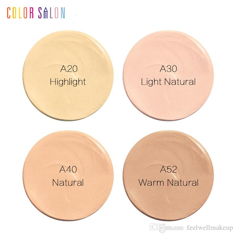 Color Salon es Concealer Palette Invisible Pore Wrinkle foundation brightener concealer cream Corrector de maquillaje