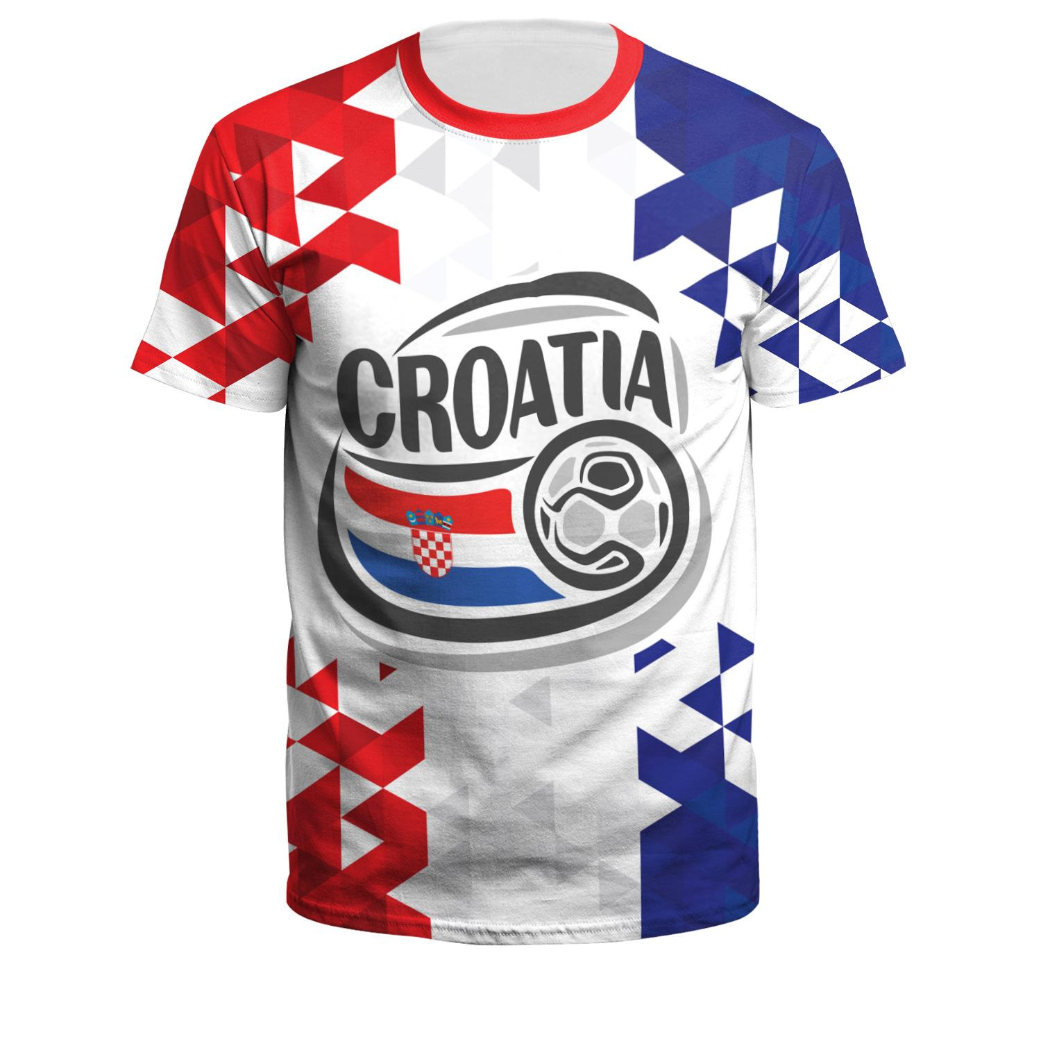 Best selling good quality breathable crew neck unisex tee shirt football t-shirts