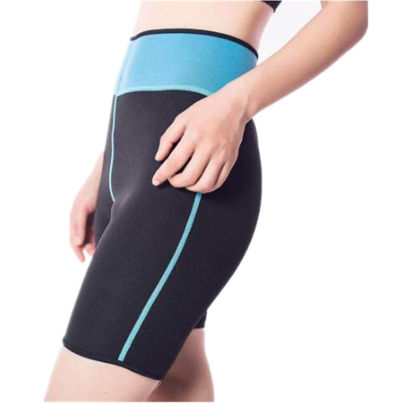 d3ab5d2b9bd81 Control Pants Body Shaper Hot Neoprene Shorts Slimming Underwear for Women Pants  Slimming Sportes Slim Shapers Panties Control Panties Cheap Control Panties  ...