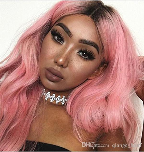 Lace Front Eyebrow Wigs