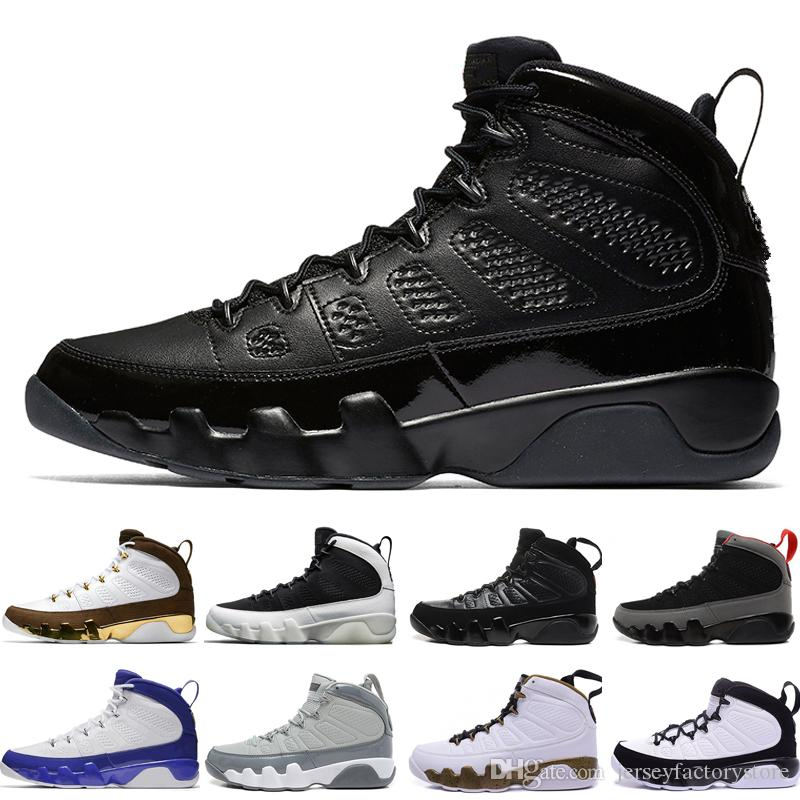 6edf8767c30cbb Mop Melo Bred 9 9s LA Mens Basketball Shoes Black White Grey OG Space Jam  Spirit Lakers PE Anthracite Men Sports Sneakers Trainers Designer Online  with ...
