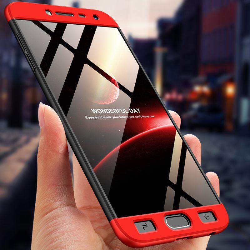 549e2223368 GKK 3 In 1 Case For Samsung J7 Duo J4 J6 A6 Plus 360 Degree Full Protection  Csae For J2 Pro 2018 Note 9 8 360 For Galaxy Mobile Phone Cases Designer ...