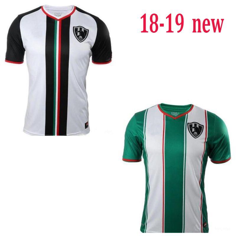 2018 2019 Nuevas Camisetas De Fútbol De Liga Mx Club Cuervos Home Away  Green White Custom 18 19 Temporada Nueva Crows Camiseta De Fútbol Por  Rlai278831564 75160ac1cb910