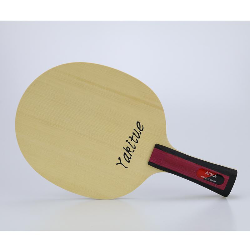 2018 YATIKUE Table Tennis Blade Table Tennis Racket Pingpong Racket on