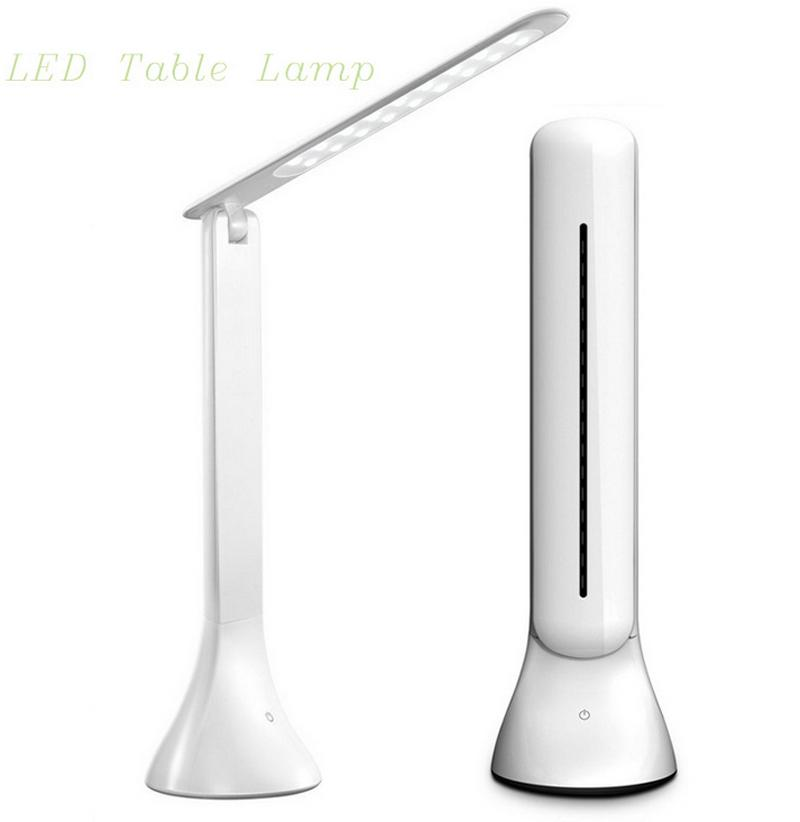 2018 Vioe Led Desk Lamp Dimmable Touch Book Light Usb Charging Reading Chargeable Table Portable Folding From Alluring 29 35 Dhgate Com