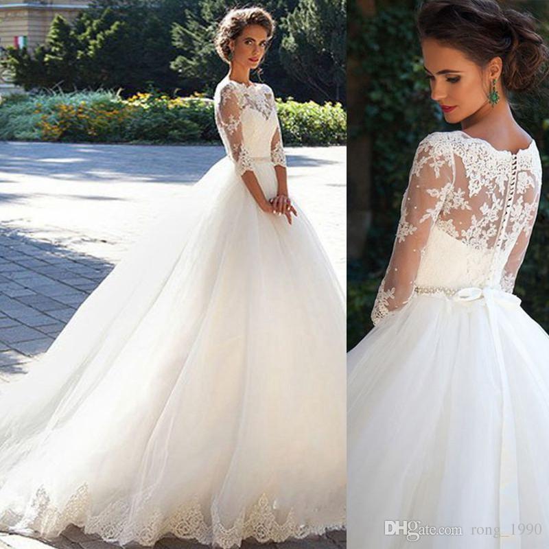 Nett Vintage Spitzenkleid Hochzeit öffnen Zurück Ideen ...