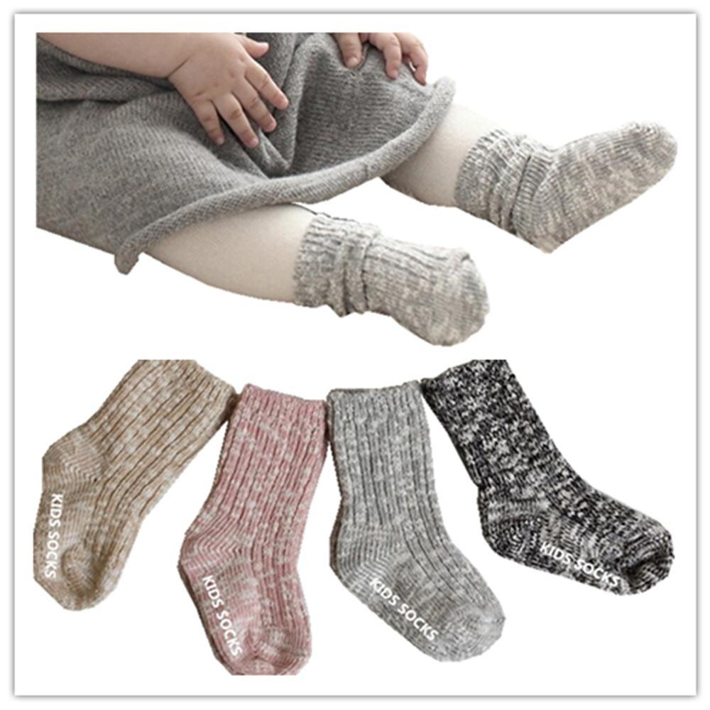 Baby Socks Winter Socks Thick Warm Anti Slip Children Infant Boys