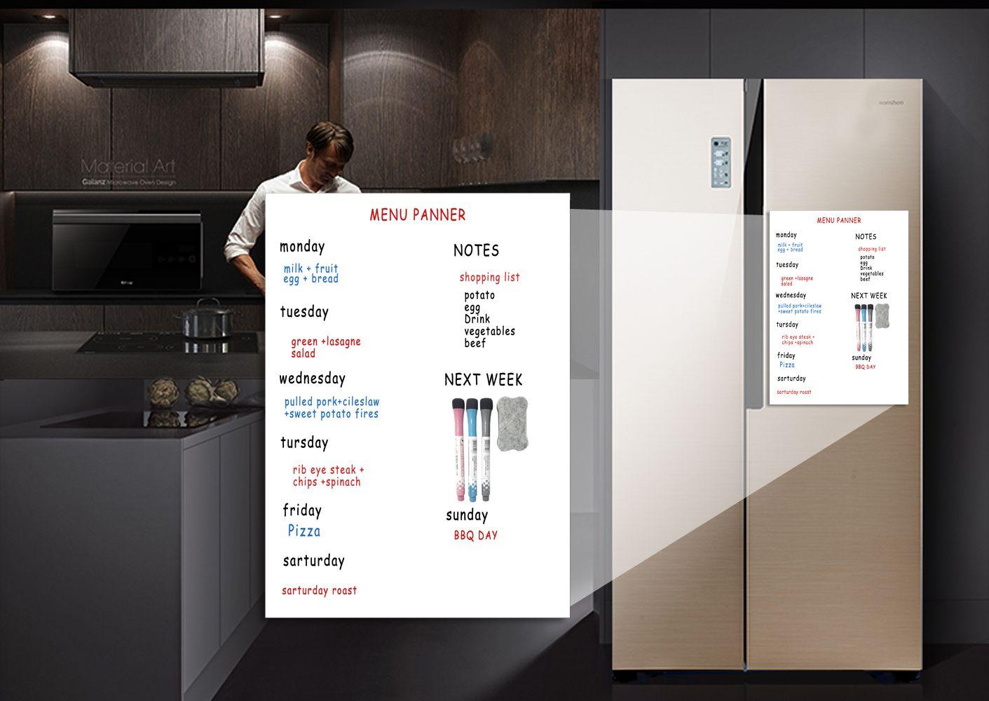 Acheter smart board réfrigérateur aimant tableau blanc aimants