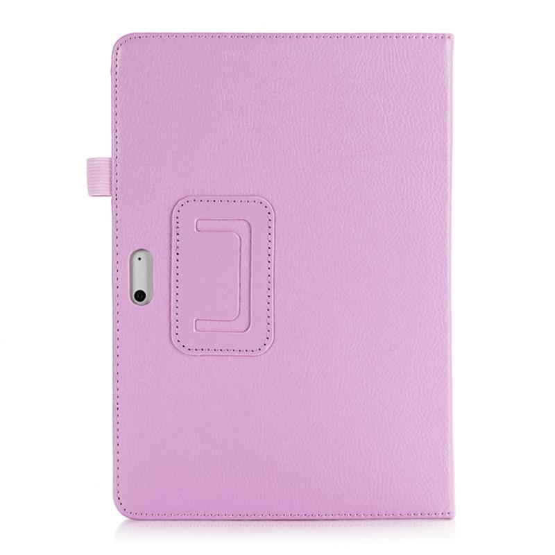 Slim Litchi Fold Stand Flip Leather Smart Magnetic Case Can Hold Keyboard For New Microsoft Surface Go SufaceGo 10 10.0 inch Tablet