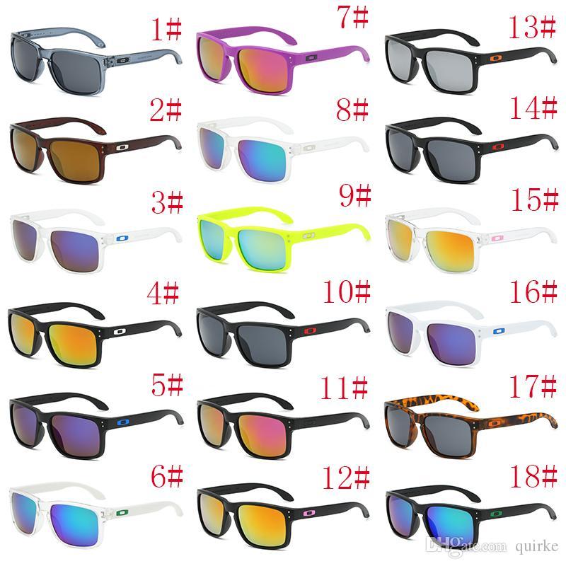 1bdd127496254 Compre High End Marca Óculos De Sol 9102 Esportes Ao Ar Livre Equitação  Óculos De Sol Homens E Mulheres 18 Cores Frete Grátis De Quirke
