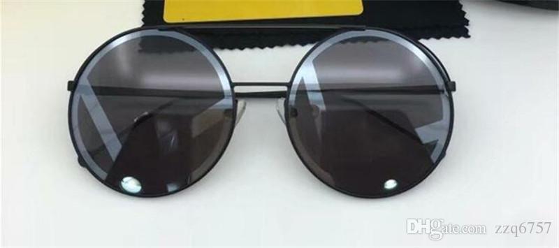6f6152e46e3 New Fashion Designer Sunglasses 0285 Round Frame Summer Popular Summer  Style Hot Selling Uv400 Protection Eyewear Glasses Online Polarized  Sunglasses From ...