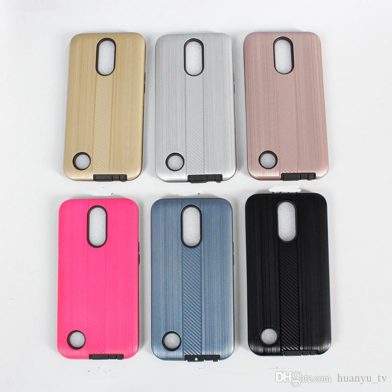 For Samsung Galaxy Note 8 S8 S8 plus A3 2017 A7 2017 Hybrid TPU+PC Wire Carbon Fiber Captain Case Shock-Proof Cases OPP bag