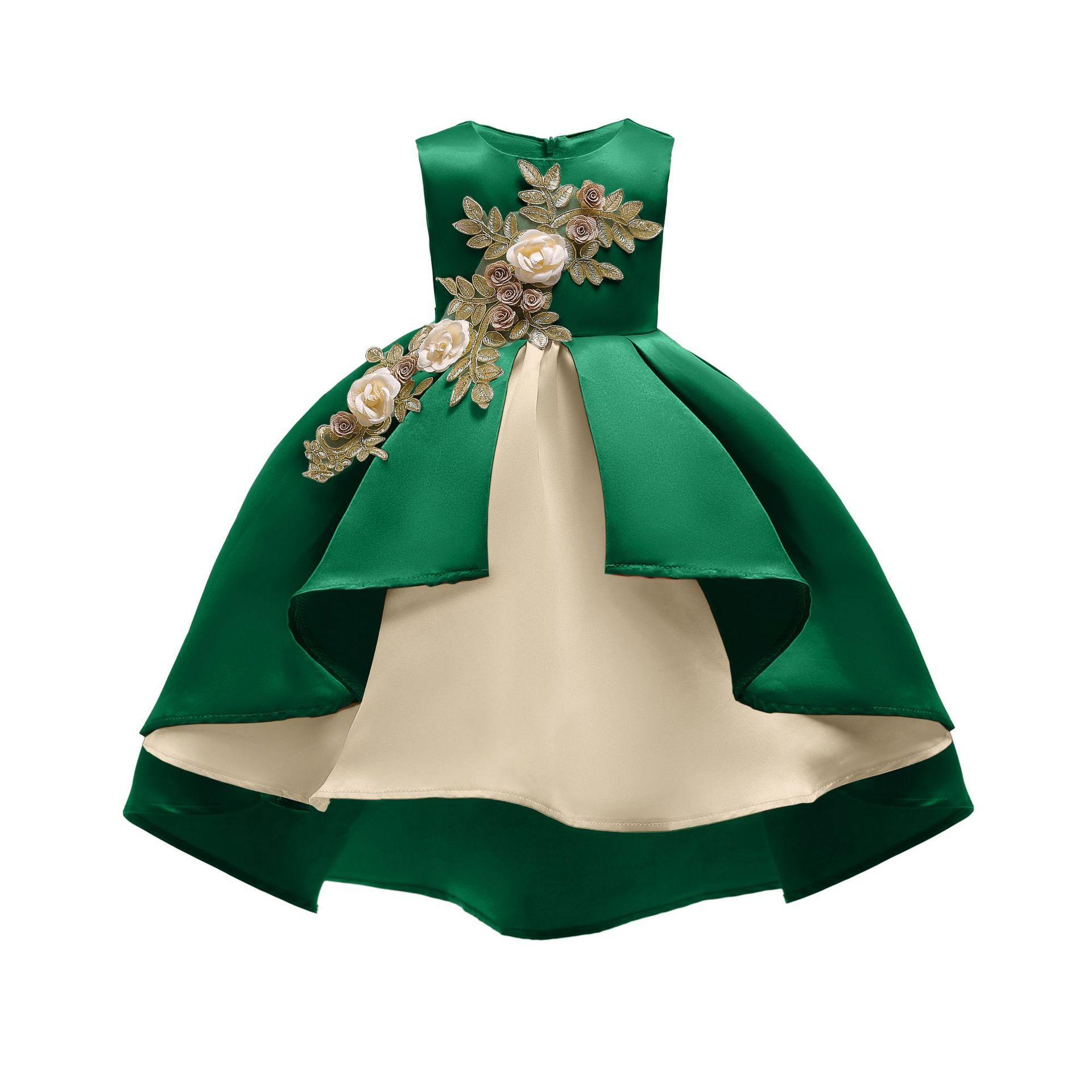 e6f8ace0710ad Compre es Nueva Navidad Año Nuevo Vestidos Para Niñas Ropa De Niños Faldas  Para Niños Vestido Para Niños Vestidos De Princesa A  24.13 Del Love kids  ...