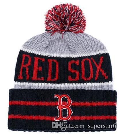 15428e9b33904 Top Selling Boston Beanie 2018 WS Champions Beanies Sideline Cold ...