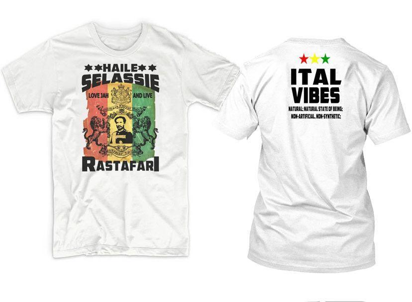 Reggae T Shirt Design   Reggae T Shirt Jah Rastafari Jamaican Haile Selassie I Yellowman