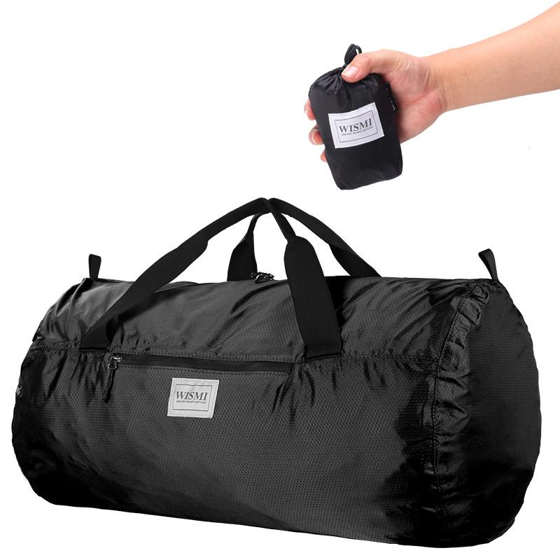 Foldable Travel Shoulder Bags For Women Lightweight Gear Travel Duffel Bag  Nylon Cloth Men Bags Set Hand Bag Travel Backpack Duffel From Paradise12 ceca17d2ed48e
