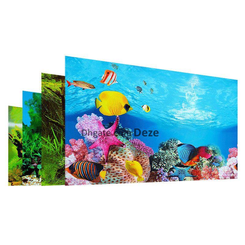 Acheter En Gros 1 Rouleau 40 Cm Haute 15 Metres Aquarium Brillant