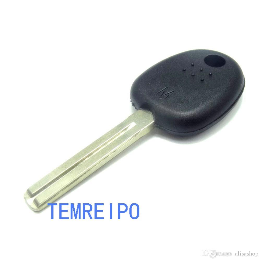Транспондер Чип Пустой Ключ Чехол Для Hyundai Ключ Зажигания Пустой Тибби Лезвие