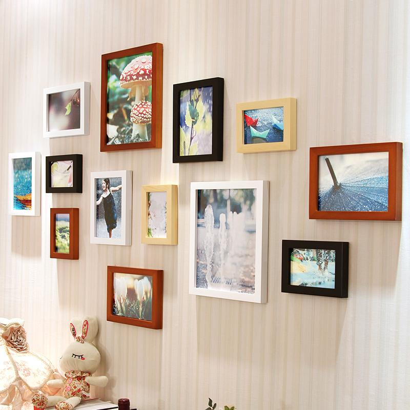 Online Cheap Picture Frame Wood Photo Frames For Picture Porta ...