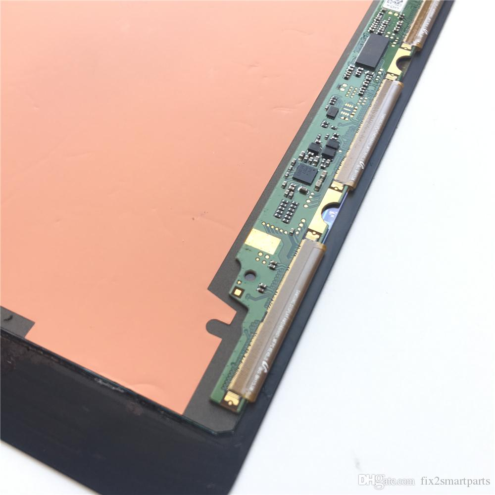 100% Tested Assembly Panel Repair For Samsung GALAXY Tab S2 9.7 T810 Wi-Fi T815 Tablet LCD Display Touch Screen Digitizer DHL