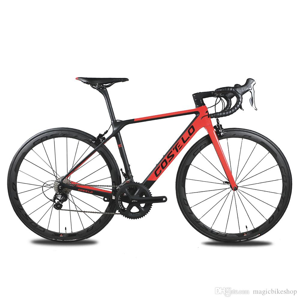 Carbon Fiber Road Bike >> 2018 Costelo Rio 3 0 Full Carbon Fiber Road Bicycle Carbon Complete