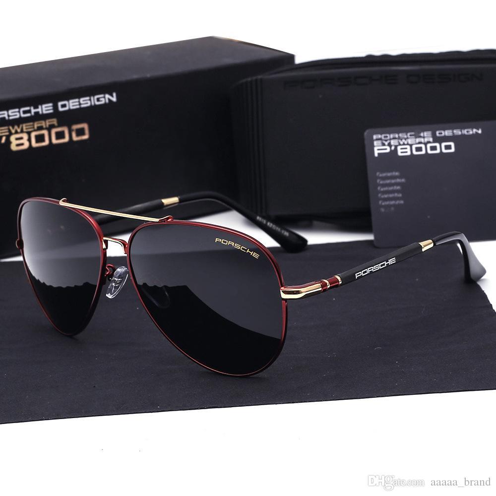 79305e980ae85 Compre Nova Arrial Marca Designer 8515 Óculos De Sol Das Mulheres Dos Homens  Uv400 Lente Polarizada Retro Vintage Sports Óculos De Sol Óculos De  Proteção ...